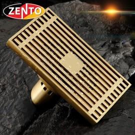 Phễu thoát sàn chống mùi Zento ZT558-G (90x140mm)